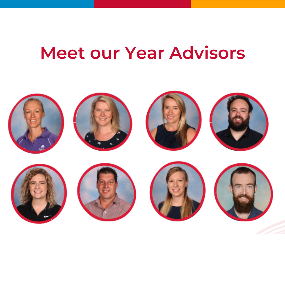 photos of our eight year advisors